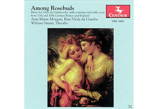 William Simms Ann Marie Morgan - Among Rosebuds - (CD)