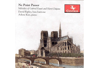 VARIOUS - Ne Point Passer - (CD)