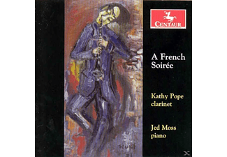 Kathy Pope - A French Soiree - (CD)