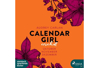 Dagmar Bittner - Calendar Girl/Ersehnt/Oktober,November, - (MP3-CD)