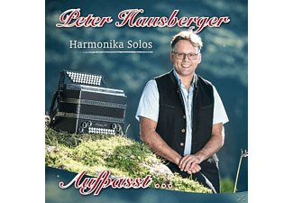 Peter Hausberger - Ziach Solos - (CD)