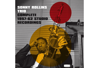 Sonny Rollins Trio - Complete 1957-62 Studio Recordings - (CD)