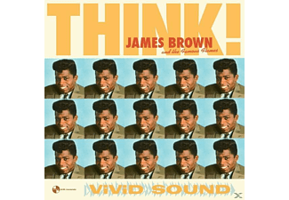 James & The Famous Brown - Think!+2 Bonus Tracks (180g Vinyl) - (Vinyl)