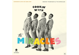 Robinson Smokey, The Miracles - Cookin' With+4 Bonus Tracks (Ltd.180g Vinyl) - (Vinyl)
