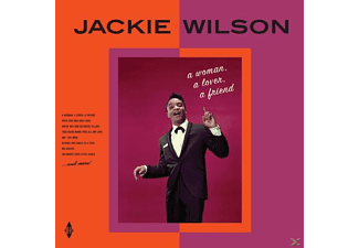 Jackie Wilson - A Woman,A Lover,A Friend+Bonus Tracks  (Ltd.1 - (Vinyl)