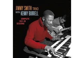 Jimmy Smith Trio - Complete 1957-59 Sessions - (CD)
