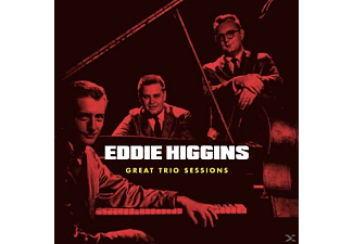 Eddie Higgins - Great Trio Sessions+4 Bonus Tracks - (CD)