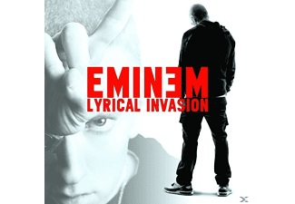 Eminem - Lyrical Invasion - (CD)