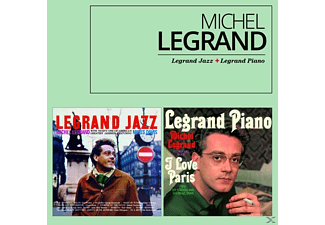 Michel Legrand - Legrand Jazz+Legrand Piano - (CD)
