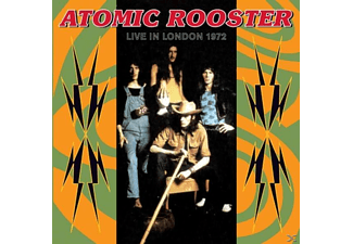 Atomic Rooster - Live In London 27th July 1972 - (CD)