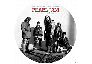 Pearl Jam - Jammin In The Windy City - (Vinyl)