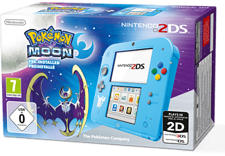 NINTENDO 2DS Pokémon Moon bundel