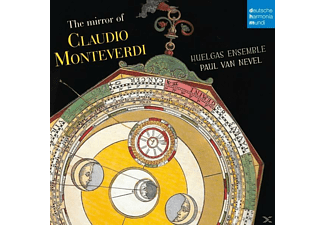 Huelgas Ensemble - Claudio Monteverdi [CD]