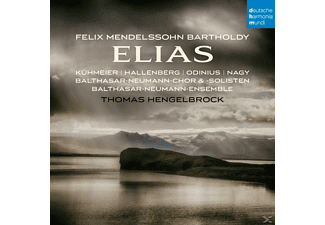 Thomas Hengelbrock - Elias - (CD)