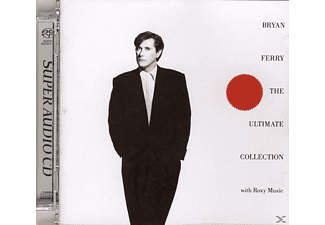 Bryan Ferry - The Ultimate Collection with Roxy Music - (SACD Hybrid)
