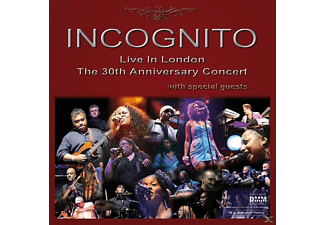 Incognito - Live In London-The 30th Anniversary Concert - (Vinyl)