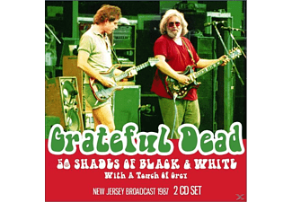 Grateful Dead - 50 Shades Of Black & White - (CD)