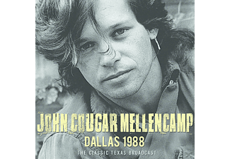 John Mellencamp - Dallas 1988 - (CD)