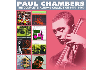 Paul Chambers - The Complete Albums Collection 1956-1960 - (CD)