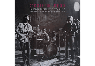 Grateful Dead - Harding Theater 1971 Vol.3 - (Vinyl)