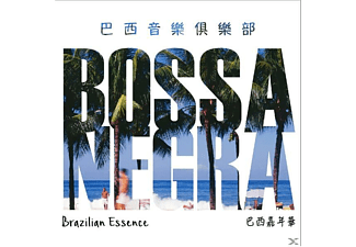 Bossa Negra - Brazilian Essence - (CD)
