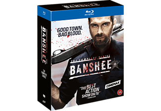 Banshee S1-4 Action Blu-ray
