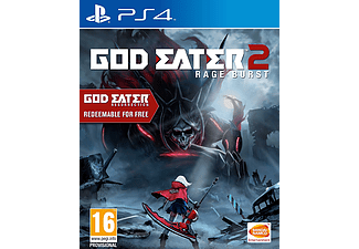 God Eater Resurrection - God Eater 2 PS4