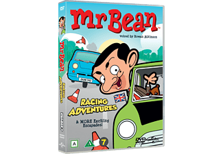 Animerade Mr Bean S2 Vol. 3 Barn DVD