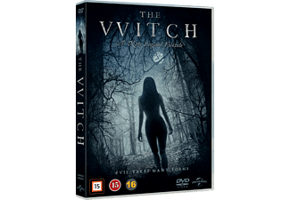 The Witch Skräck DVD