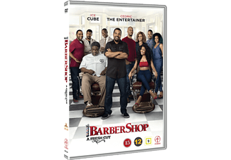 Barbershop: A Fresh Cut DVD