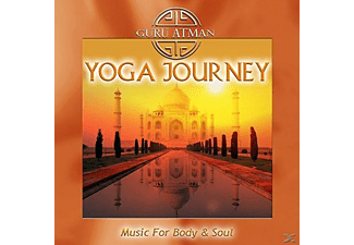 Guru Atman - Yoga Journey-Music For Body & Soul - (CD)