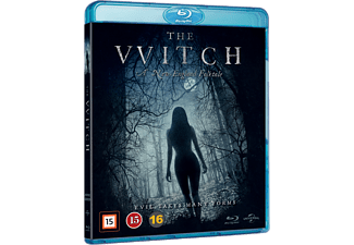 The Witch Skräck Blu-ray