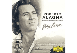 London Orchestra, Alagna Roberto, Yvan Cassar - Malena ? Sicilian And Neapolitan Songs [CD]