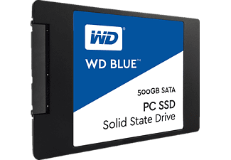 WD 500 GB Blue™, Interne SSD, 2.5 Zoll