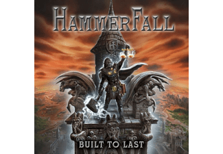 Hammerfall - Built To Last (CD + DVD)