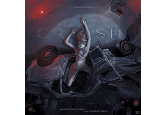 Howard Shore - Crash (180g 2LP) - (Vinyl)