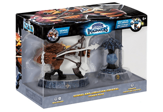 ACTIVISION Skylanders Imaginators - Combo Pack : Wolfgang + Crystal Undead