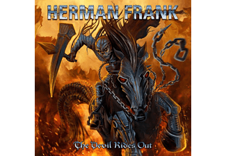 Herman Frank - The Devil Rides Out (CD)