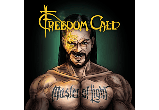 Freedom Call - Master of Light (Digipak) (CD)