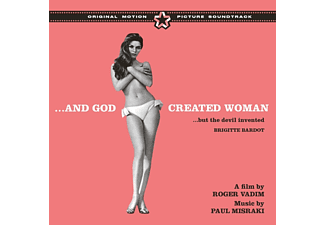O.S.T. - And God Created Woman (Ost)+6 Bonus Tracks - (CD)