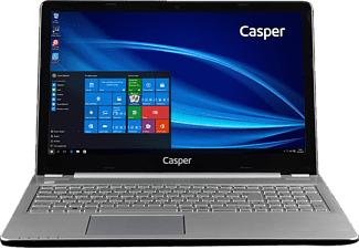 CASPER C710.7200-8T45T Intel® Core™ i5-7200U 2.50 GHz 8 GB 1 TB Windows 10 Notebook