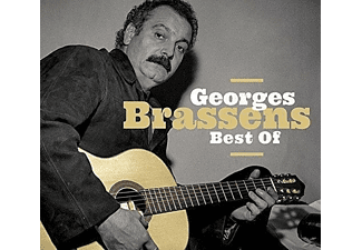 Georges Brassens - Best Of - (CD)
