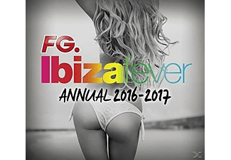VARIOUS - Ibiza Fever-Annual 2016-2017 - (CD)