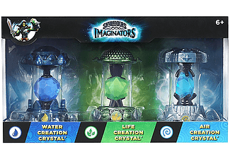 ACTIVISION Skylanders Imaginators Crystals Pack 1 (Water, Air, Life)