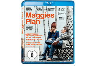 Maggies Plan - (Blu-ray)