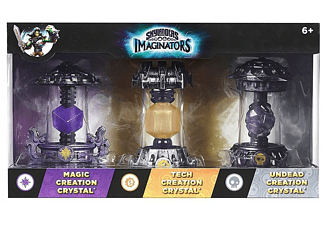 ACTIVISION Skylanders Imaginators: Crystals 3er Pack 2 (Magic, Tech, Undead)