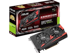 ASUS GeForce GTX 1050Ti Expedition 4GB (90YV0A52-M0NA00)( NVIDIA, Grafikkarte)