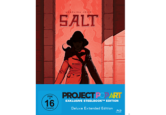 Salt (Popart Steel-Edition Deluxe) [Blu-ray]
