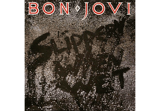 Bon Jovi - Slippery When Wet (LP Remastered) - (Vinyl)