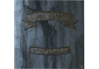 Bon Jovi - New Jersey (2LP Remastered) - (Vinyl)